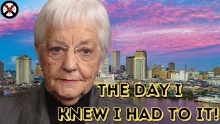 Jane Elliott Gets EMOTIONAL Speaking On The Real Reason Behind The Blue Eye Brown Eye Exercise!