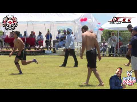 2016 Yuba City Kabaddi Cup U21 Group Match 2