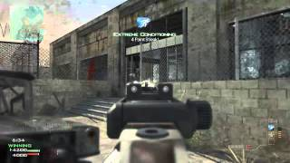 Upheaved - MW3 Game Clip