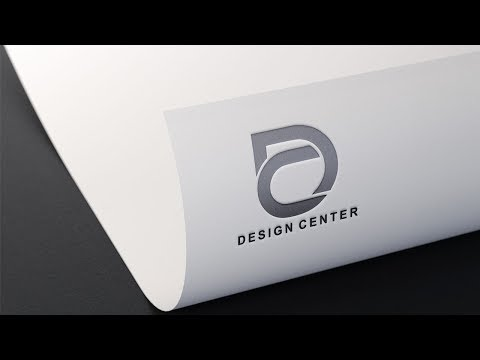 Coreldraw X7 Tutorial -- New Logo Design -- Design Center thumbnail