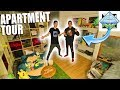 EXCLUSIVE Apartment Tour of Pokemon GO YouTuber Trainer Tips!