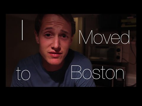 I Moved to Boston