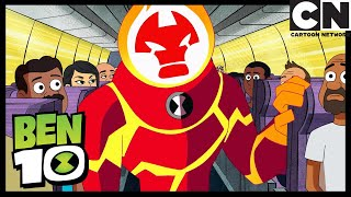 La Velocidad Del Sonido | Ben 10 en Español Latino | Cartoon Network