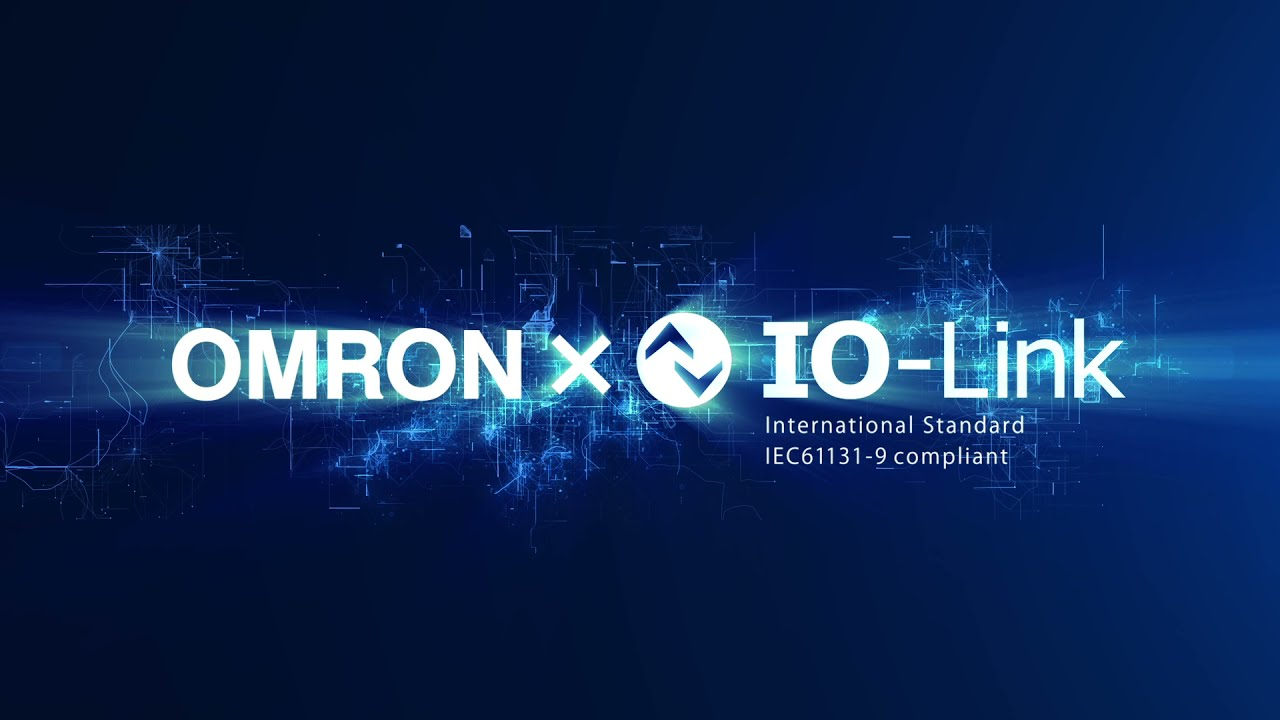 OMRON's IO-Link Technology