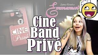O dia em que eu assisti Cine Band Privé | Por Michele Martins