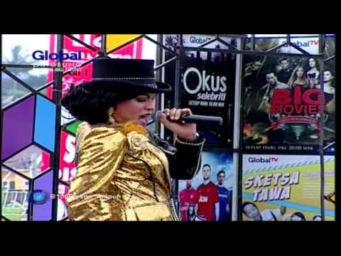 JC HUDSON Live At 100% Ampuh (04-03-2013) Courtesy GLOBAL TV