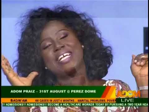 Adom Praiz - Badwam on Adom TV (29-8-18)