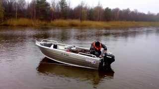 лодка Quintrex 420 под мотором suzuki dt 15(лодка QUINTREX 420 под мотором suzuki dt15., 2013-10-25T18:03:46.000Z)