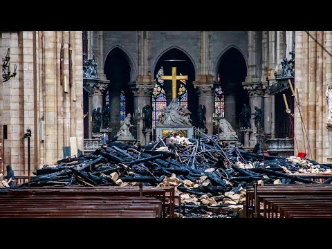 Notre Dame lead levels, toxins worry environmental groups