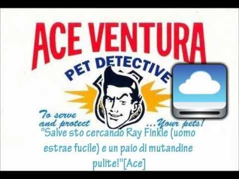 Ace Ventura l'acchiappa animali ~ Citazioni