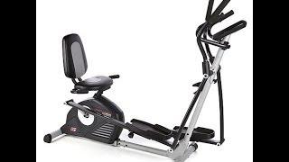 ProForm Trainer Elliptical and Recumbent Bike
