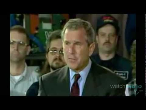 George W Bush Bio From The Military To The White House Youtube