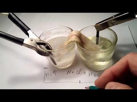 Реактив на золото из соли. NaOH экстремальный восстановитель