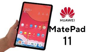 Обзор Huawei MatePad 11: пушка-планшет с Google-сервисами, 120 Гц и Harmony OS 2.0!