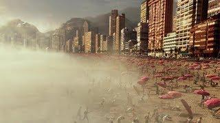 Геошторм - Все сцены разрушения! (2017)