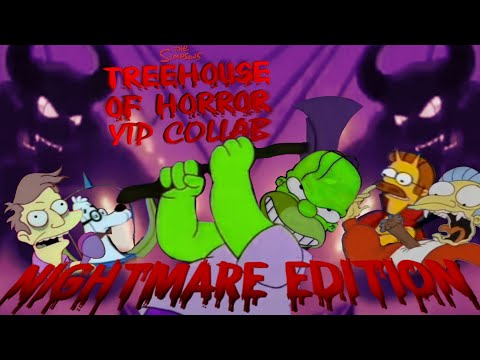 The Treehouse of Horror YTP Collab: NIGHTMARE EDITION