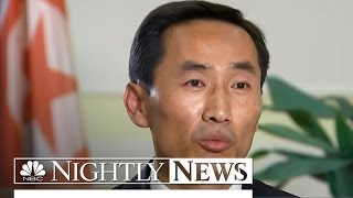 "Exclusive: North Korean Official Says Country Will ""Strike"" US If Necessary 