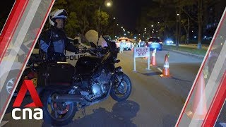 118 arrested in Singapore during two-week multi-agency joint operation