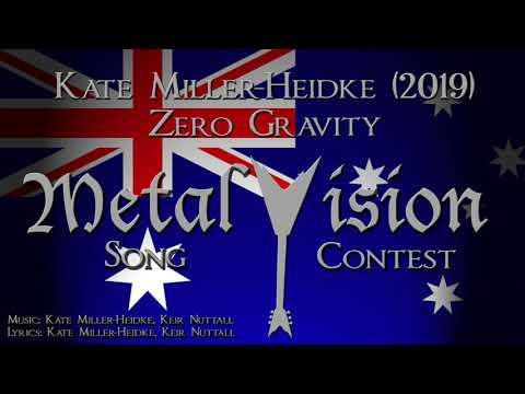 Zero Gravity - Kate Miller-Heidke - Power Metal Cover (Eurovision 2019 Australia)