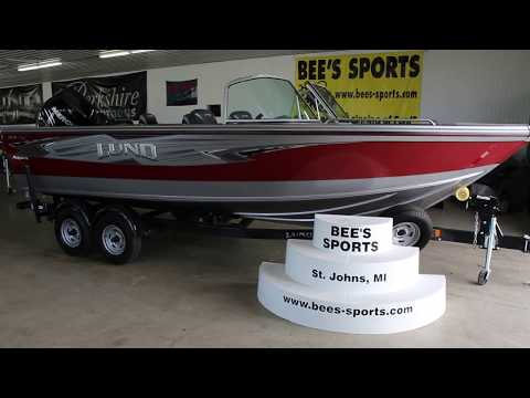 2018 Lund 2075 Tyee Magnum   www.bees-sports.com