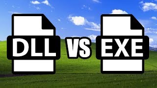 DLL vs EXE | Windows DLL Hell