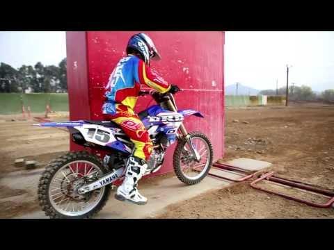 Riding Techniques Concrete Starts with Dirtbike Magazine and Doug Dubach