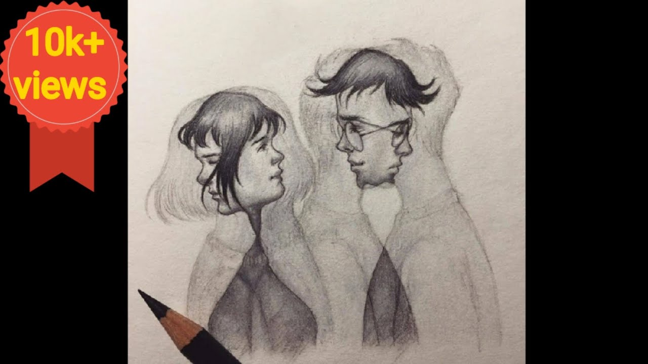 Comment Title For This Meaningful Drawing Emotional Drawing Creative Drawing Part 5 Youtube
