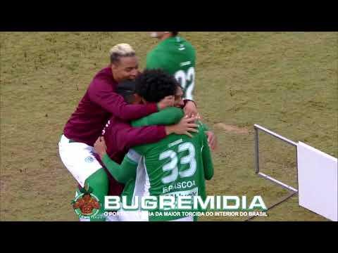 Guarani 2 x 0 Santa Cruz | Melhores Momentos 2017