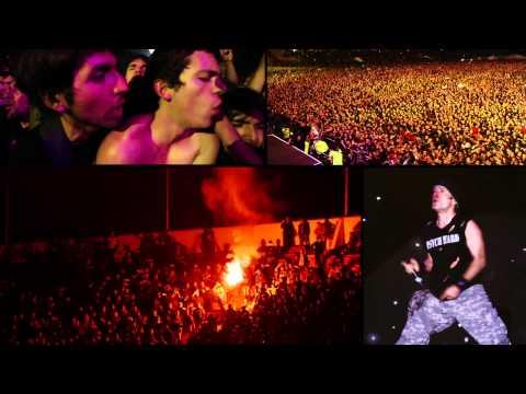 Iron Maiden En Vivo Trailer