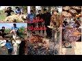 شواء الخروف على طريقة الهنود الحمر بمناسبة وصول قناة محمد الدرويش على اليوتيوب الى المليون