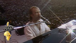 Phil Collins - Against All Odds (Live Aid 1985 - Philadelphia)