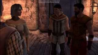 Dragon Age II -- Birthright and Family History