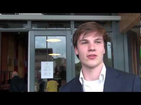 Interview Robin van Kampen - opening NK 2012