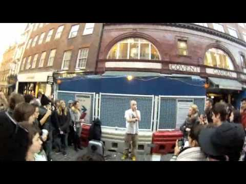 David Crowe Dubstep Beatbox-London, Mar 13, 2012