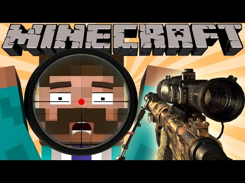 If Minecraft was a First Person Shooter from YouTube · Duration:  2 minutes 33 seconds