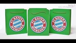 Bayern München Geschenktüte für Kindergeburtstag
