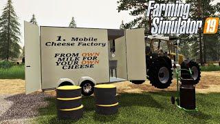 #100 - PRODUZIONE FORMAGGIO - FARMING SIMULATOR 19 ITA RUSTIC ACRES