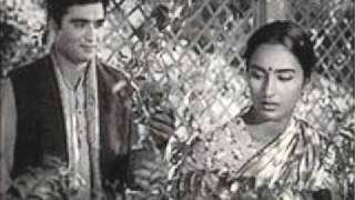 "Rare song ""aye mere hamsafar""from ""chabili"" singing by NUTAN"