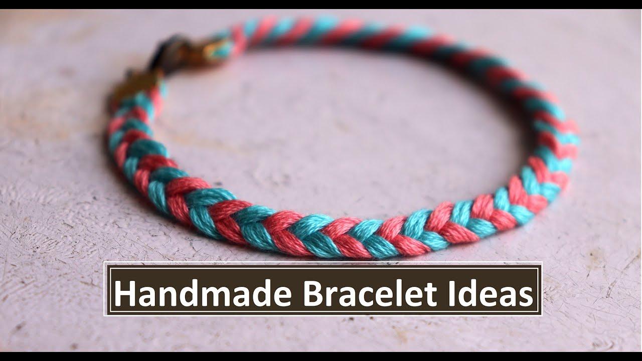 Handmade Bracelet Ideas Diy