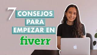 Cómo Empezar a Trabajar en Fiverr | Cómo Ganar Dinero en Internet con Fiverr
