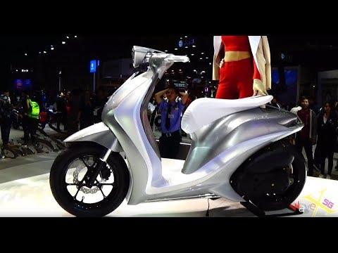 Yamaha Glorious Concept - Walkaround - VMS 2017