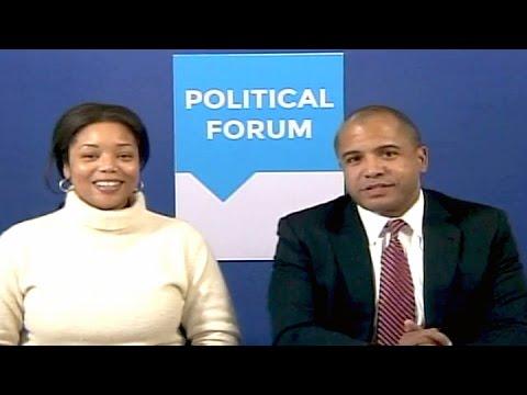 Alderman Will Burns | Political Forum on CAN TV