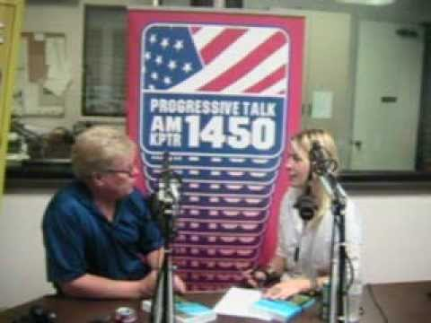 Eric G. Meeks and Katie Markin Interview on 1450AM KPTR 9-5-2013