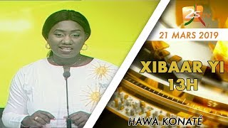 XIBAAR YI 13H DU 21 MARS 2019 AVEC HAWA KONATÉ