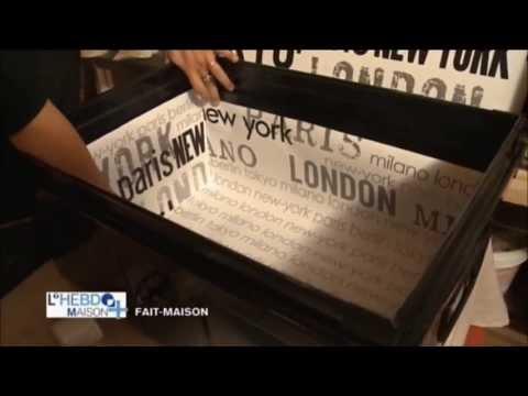 03 Youtube L'hebdo Du Malle 13 Table Émission Diy 23 Maison 5c3RjAqL4