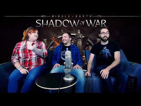 Shadow of War Livestream - Quality Assurance 100% Nemesis Playthrough, Act 2 Seregost, Part 9