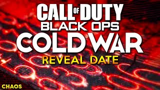 Black Ops: Cold War Official Reveal Date
