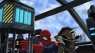 Mega Spider-Man - Powrót Strażników Galaktyki. Oglądaj w Disney XD!
