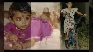 Actress Nayanthara Childhood Photos|Unseen Video|POP FANS
