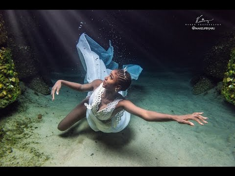 Behind The Scene Underwater Pictures Changing The Face OF Nigeria's Yankari Games Reserve